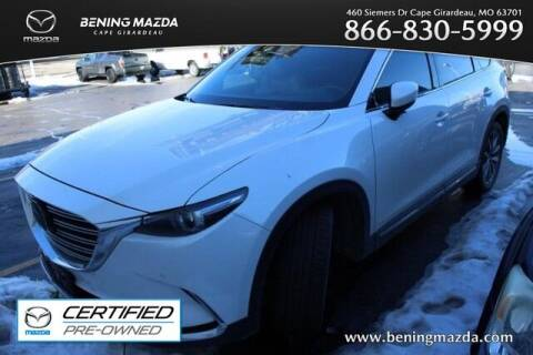 2019 Mazda CX-9 for sale at Bening Mazda in Cape Girardeau MO