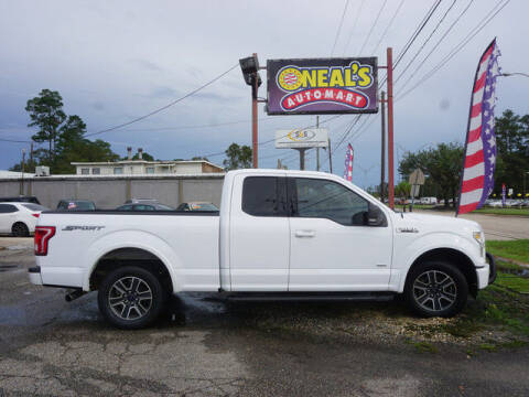 2015 Ford F-150 for sale at Oneal's Automart LLC in Slidell LA