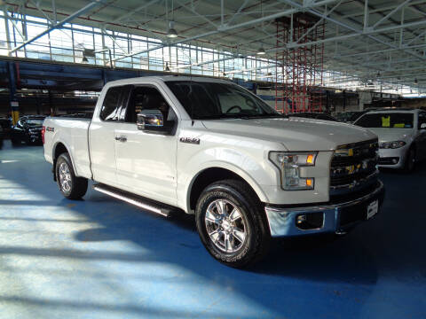 2016 Ford F-150 for sale at VML Motors LLC in Teterboro NJ