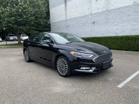 2017 Ford Fusion for sale at Select Auto in Smithtown NY