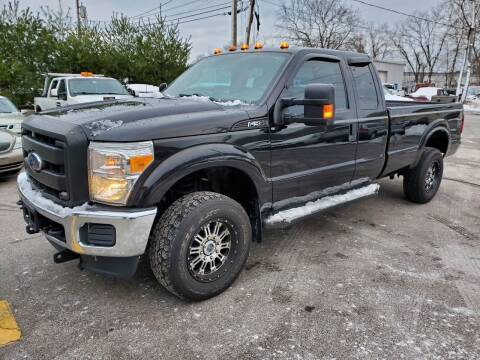 2015 Ford F-350 Super Duty for sale at MX Motors LLC in Ashland MA
