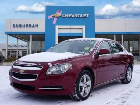 2011 Chevrolet Malibu for sale at Suburban Chevrolet of Ann Arbor in Ann Arbor MI