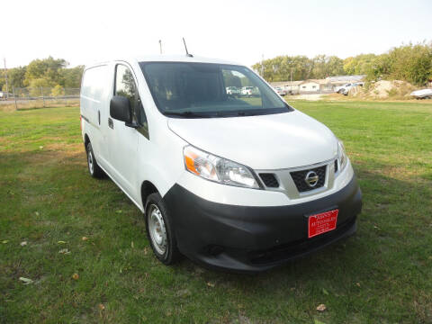 2016 Nissan NV200 for sale at John's Auto Sales in Council Bluffs IA