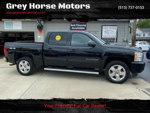 2011 Chevrolet Silverado 1500 for sale at Grey Horse Motors in Hamilton OH