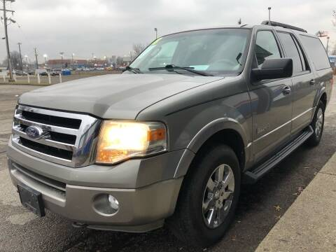 2008 Ford Expedition EL for sale at 5 STAR MOTORS 1 & 2 - 5 STAR MOTORS in Louisville KY