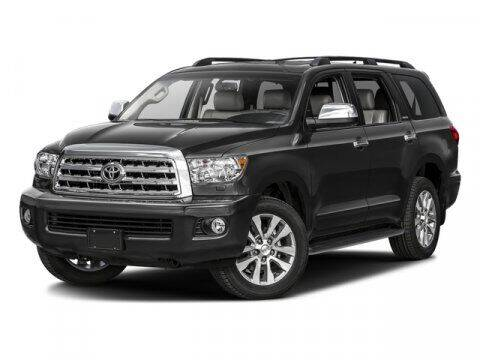 2016 Toyota Sequoia for sale at TEJAS TOYOTA in Humble TX