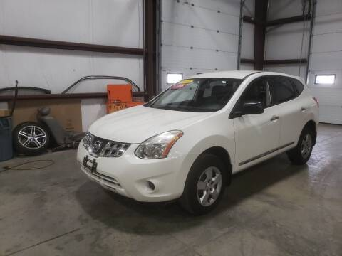 2012 Nissan Rogue for sale at Hometown Automotive Service & Sales in Holliston MA