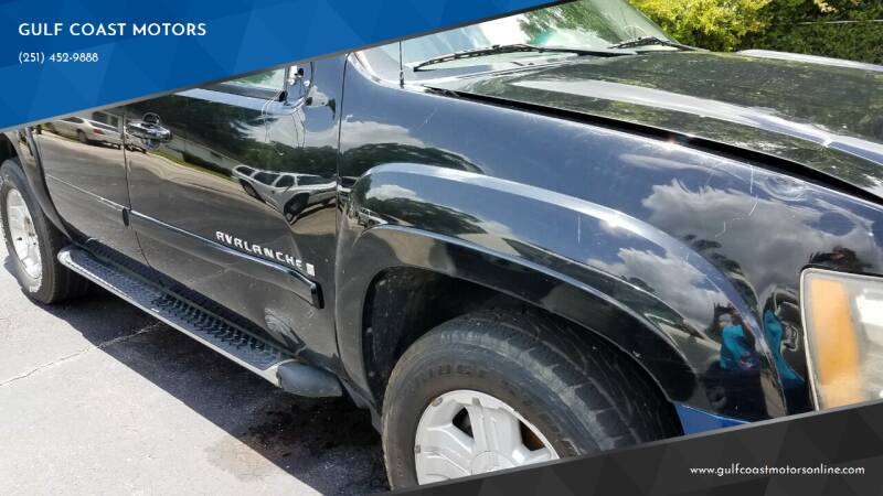 2009 Chevrolet Avalanche for sale at GULF COAST MOTORS in Mobile AL