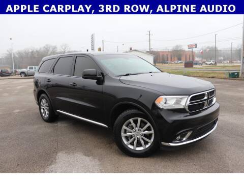2018 Dodge Durango for sale at Stanley Ford Gilmer in Gilmer TX