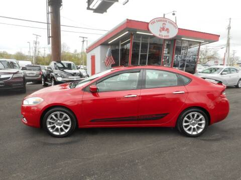 2013 Dodge Dart for sale at The Carriage Company in Lancaster OH