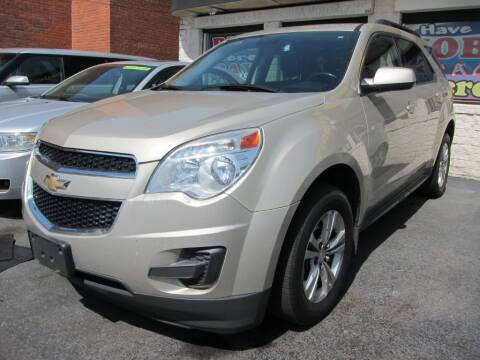 2013 Chevrolet Equinox for sale at DRIVE TREND in Cleveland OH
