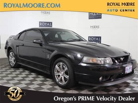 1999 Ford Mustang SVT Cobra for sale at Royal Moore Custom Finance in Hillsboro OR