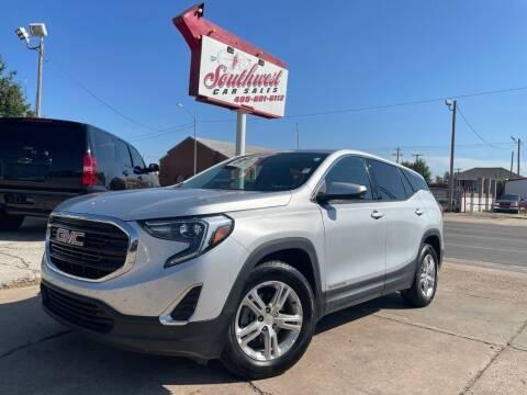 2018 GMC Terrain for sale at Southwest Car Sales in Oklahoma City OK