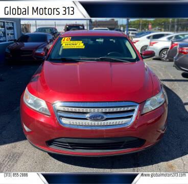 2010 Ford Taurus for sale at Global Motors 313 in Detroit MI