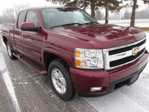 2008 Chevrolet Silverado 1500 for sale at Buy-Rite Auto Sales in Shakopee MN