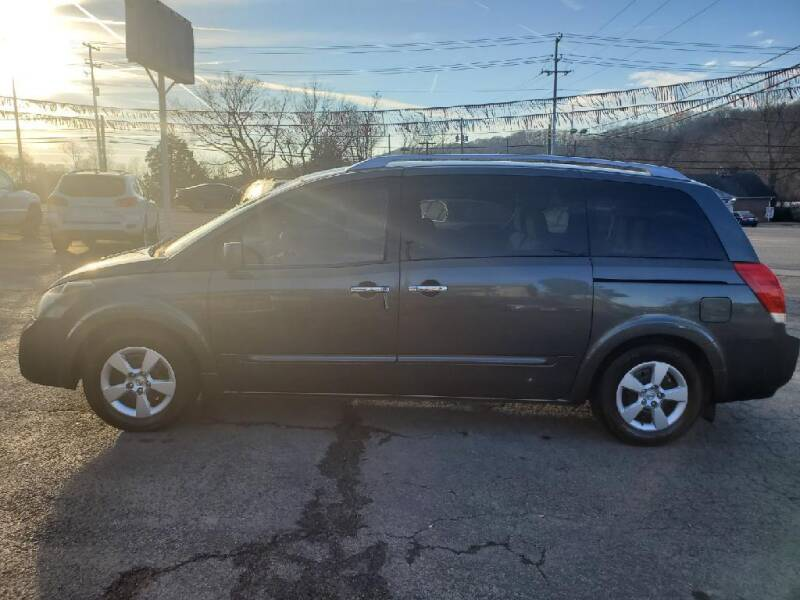 2007 Nissan Quest for sale at Knoxville Wholesale in Knoxville TN