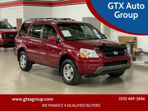 2004 Honda Pilot for sale at UNCARRO in West Chester OH