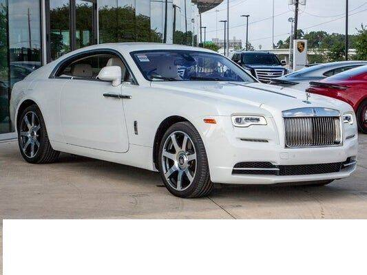 2018 Rolls-Royce Wraith for sale at Sailfish Auto Group in Hollywood FL