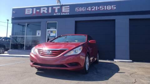 2013 Hyundai Sonata for sale at Bi-Rite Auto Sales in Clinton Township MI