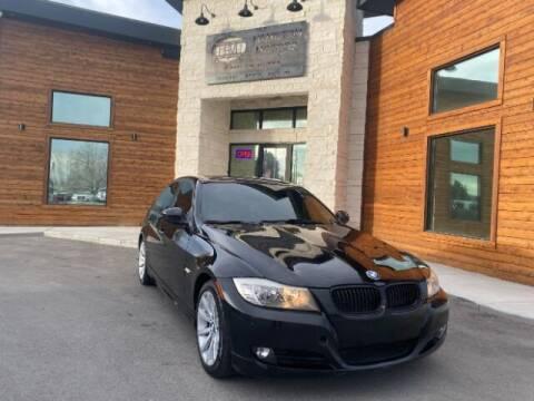 2011 BMW 3 Series for sale at Hamilton Motors in Lehi UT