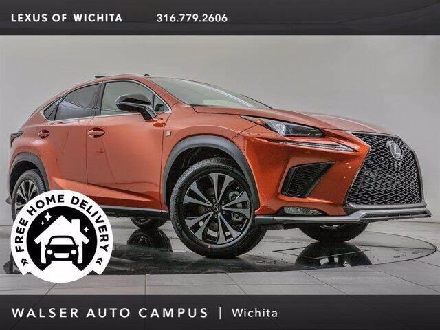 2021 Lexus NX 300 for sale in Wichita, KS