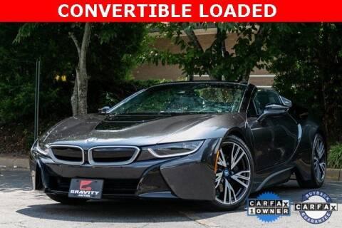 2019 BMW i8 for sale at Gravity Autos Atlanta in Atlanta GA