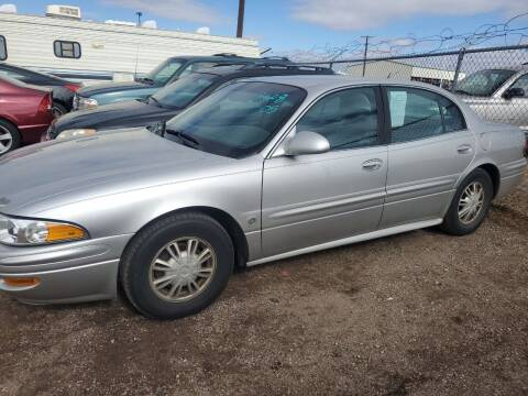 2005 Buick LeSabre for sale at PYRAMID MOTORS - Fountain Lot in Fountain CO
