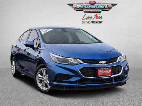 2017 Chevrolet Cruze for sale at Rocky Mountain Commercial Trucks in Casper WY