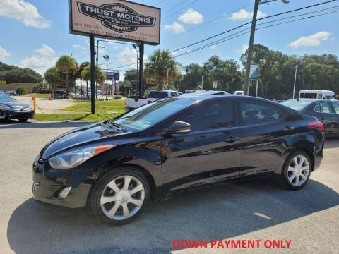 2011 Hyundai Elantra for sale at Trust Motors in Jacksonville FL