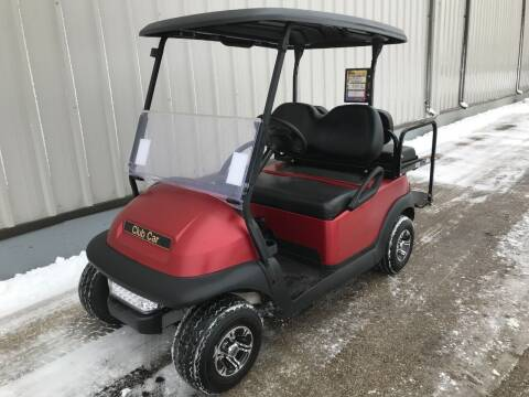 2016 Club Car Precedent for sale at Jim's Golf Cars & Utility Vehicles - DePere Lot in Depere WI