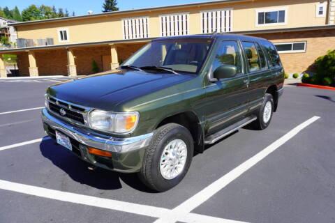 1998 Nissan Pathfinder for sale at Precision Motors LLC in Renton WA