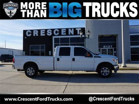 2016 Ford F-350 Super Duty for sale at Crescent Ford in Harahan LA