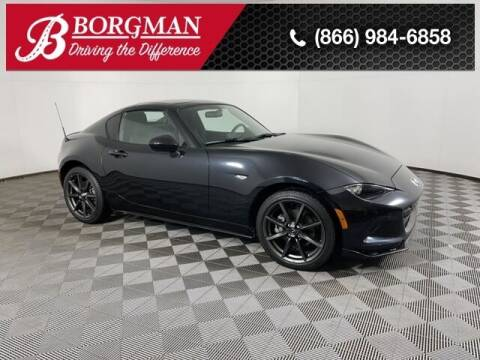 2017 Mazda MX-5 Miata RF for sale at BORGMAN OF HOLLAND LLC in Holland MI