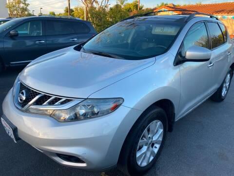 2011 Nissan Murano for sale at MIKE AHWAZI in Santa Ana CA