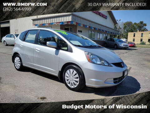 2012 Honda Fit for sale at Budget Motors of Wisconsin in Racine WI