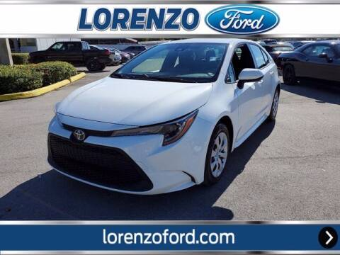2020 Toyota Corolla for sale at Lorenzo Ford in Homestead FL