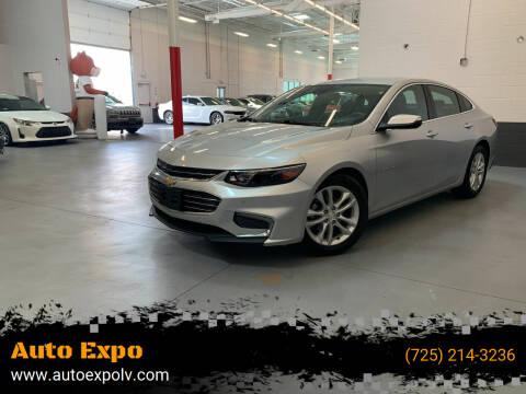2017 Chevrolet Malibu for sale at Auto Expo in Las Vegas NV