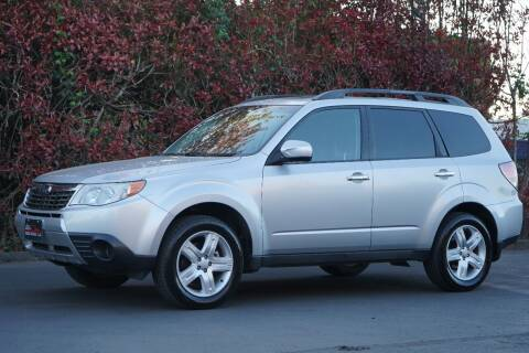 2010 Subaru Forester for sale at Beaverton Auto Wholesale LLC in Aloha OR
