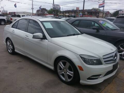 2011 Mercedes-Benz C-Class for sale at Express AutoPlex in Brownsville TX