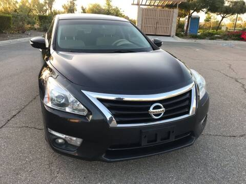 2014 Nissan Altima for sale at MSR Auto Inc in San Diego CA