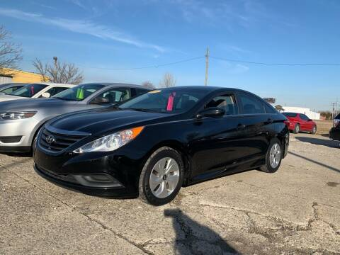 2014 Hyundai Sonata for sale at Cars To Go in Lafayette IN