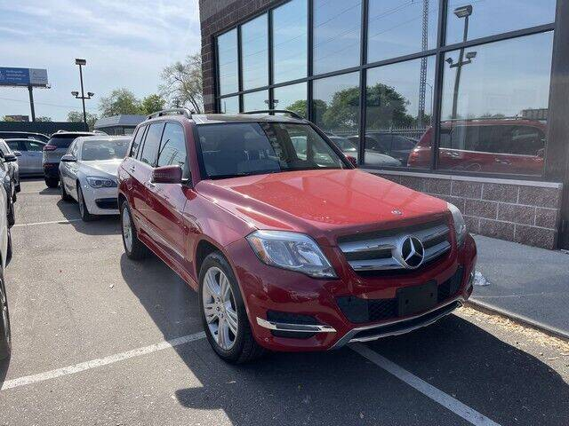 2015 Mercedes-Benz GLK for sale in Detroit, MI