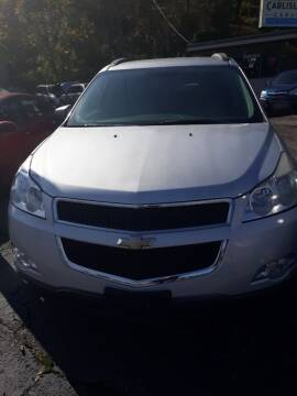 2011 Chevrolet Traverse for sale at Carlisle Cars in Chillicothe OH
