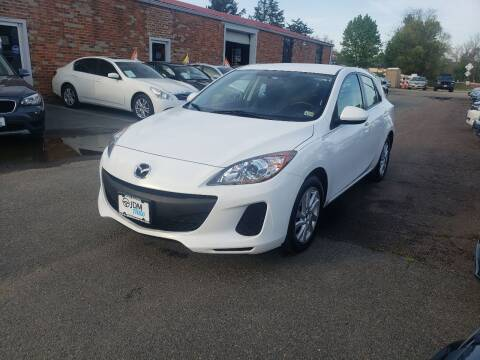 2013 Mazda MAZDA3 for sale at JDM Auto in Fredericksburg VA
