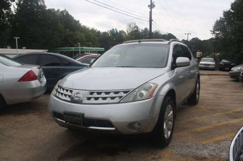 2007 Nissan Murano for sale at GTI Auto Exchange in Durham NC