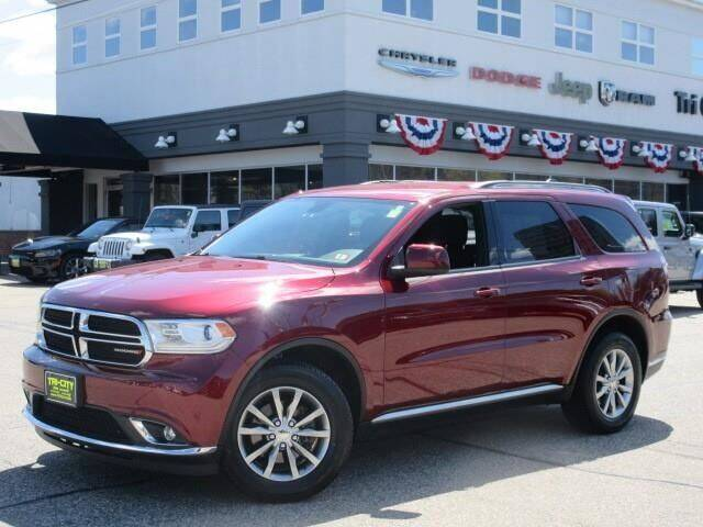 2018 Dodge Durango for sale in Somersworth, NH