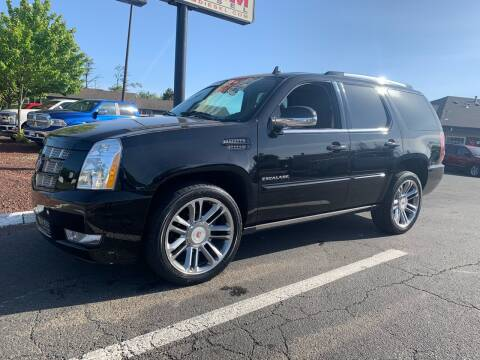 2014 Cadillac Escalade for sale at South Commercial Auto Sales in Salem OR