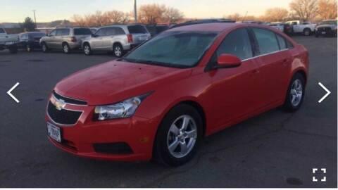 2014 Chevrolet Cruze for sale at Shamrock Group LLC #1 in Pleasant Grove UT