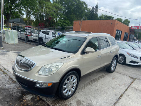 2011 Buick Enclave for sale at Kings Auto Group in Tampa FL