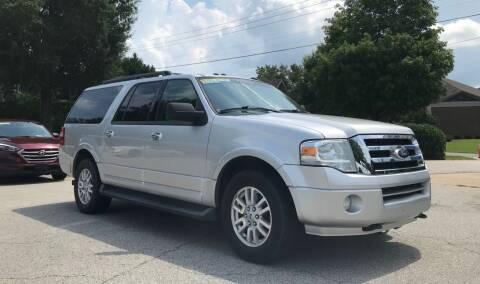 2012 Ford Expedition EL for sale at GR Motor Company in Garner NC